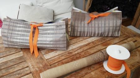 paperbags da carta da parati (RiCreAzioni, luglio 2017)